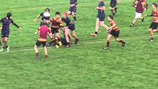 Downside School vs. Worth (Rugby)