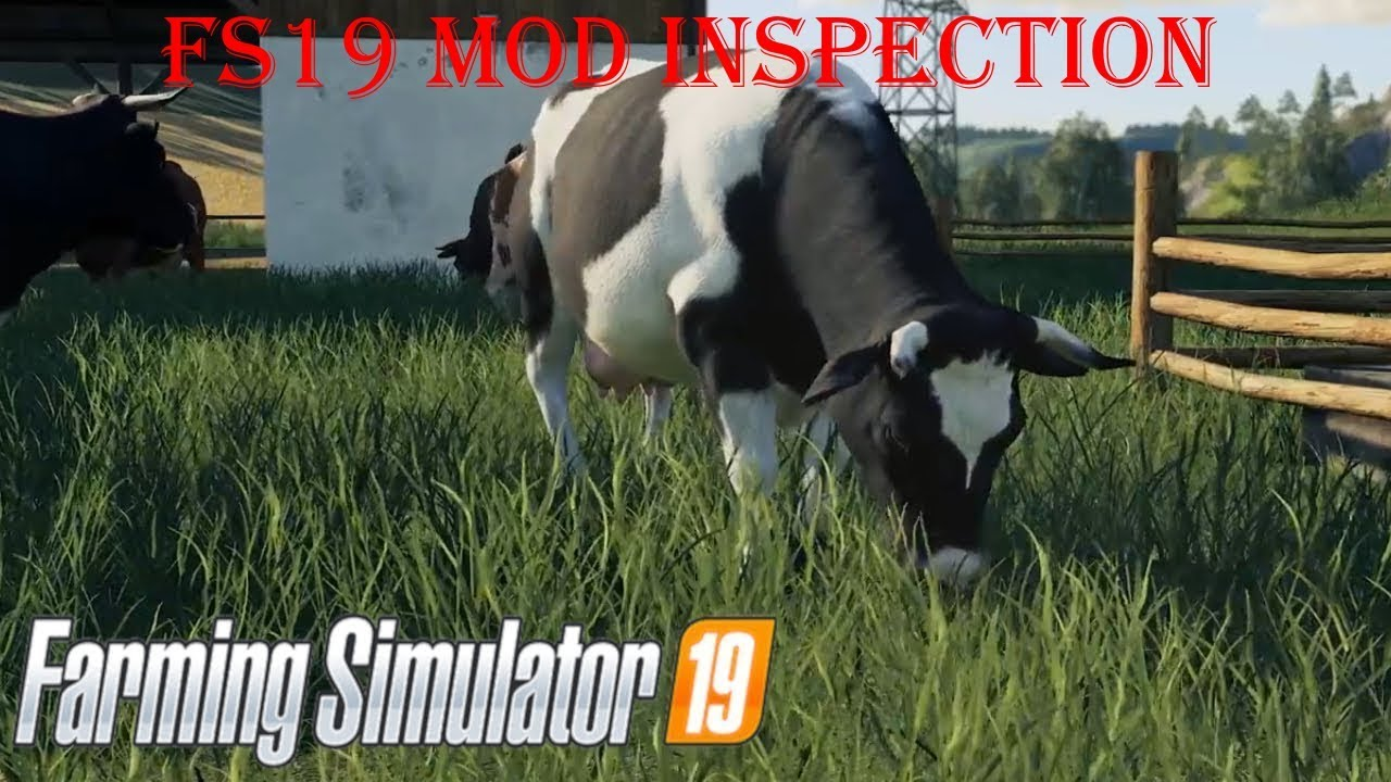 FS19 Mod Inspection | Silage and TMR Manufacturing Facilities