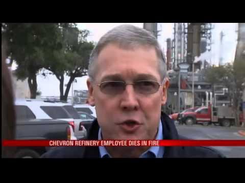 OSHA Investigates Deadly Chevron Refinery Explosion