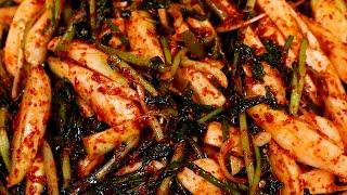 김장전 연습용으로 담기 좋은 무청김치 맛있게 담그는법