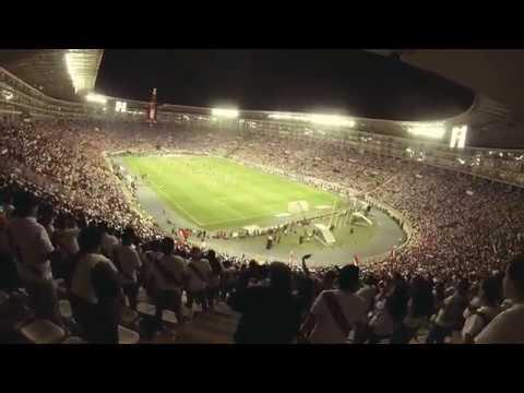 Perú (1) vs Nueva Zelanda (0) - Primer Gol - Estadio Nacional, Lima, Perú - 15/11/2017