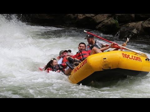 White water Rafting!!