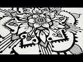 How to Draw Mandala Designs- Beautiful Henna tattoo Designs