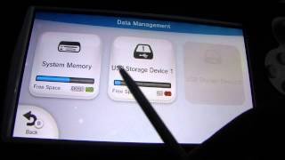 Wii U SD Cards Thumb Drives External Storage Options