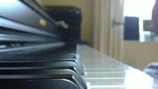 Heard em say( piano cover)