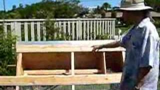 Homemade Chicken Ark - How To Build Your Own Chicken Coop Ark