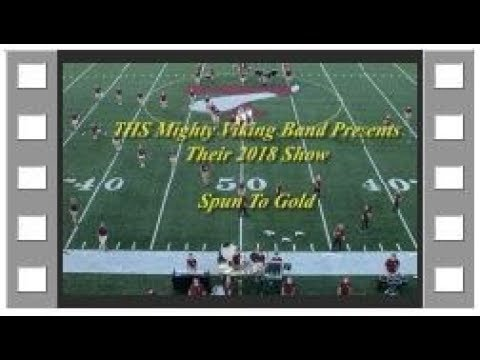 Tennessee High School Mighty Viking Band Family Performance 2018