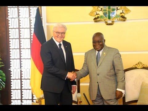 Ghana, Germany strengthen bilateral ties