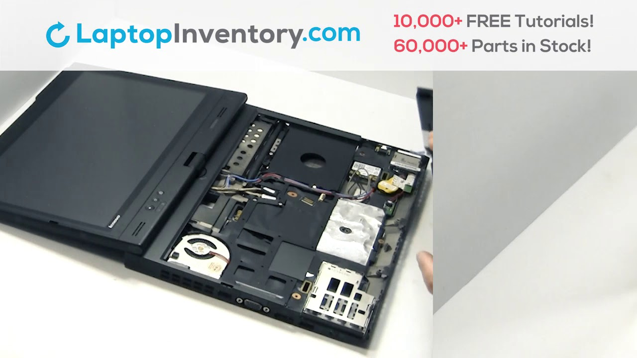 Lenovo ThinkPad X230 Touchpad Installation Palmrest Replacement Disassemble  Take Apart T530 T430