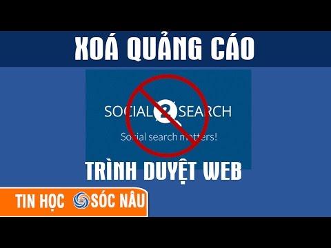 Xóa quảng cáo trên web - Remove SOCIAL 2 SEARCH Ads