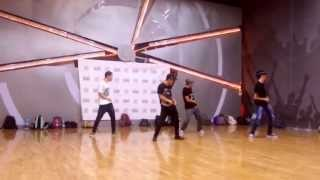 S**T KINGZ | @jtimberlake - That Girl | Workshop In Moscow 2013