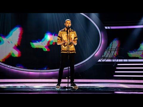 William Strid: Roads - Vargas & Lagola - Idol Sverige (TV4)