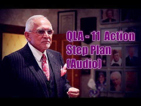 Dan Peña - 50 Billion Dollar Man Dan Pena QLA - 11 Action Step Plan (Audio)