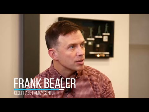 Coping with COVID Frank Bealer CEO of Phase Family Learning Center