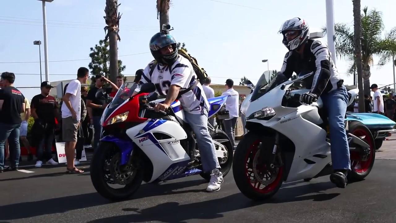 August 2017 Supercar Superbike Show At Lamborghini Newport Beach