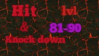 Hit & knock down, level 81-90 screenshot 4
