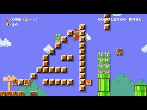 Super Maro Maker 100 Mario Challenge Super Expert No Skips 83
