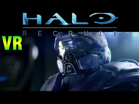 Halo Recruit Nuevo Demo de Realidad Virtual de HALO