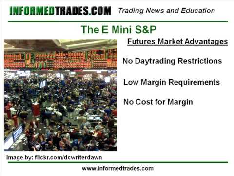 188. Trading the E Mini S&P Futures Contract