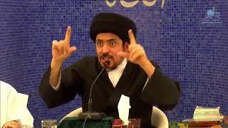 السيد منير الخباز - إكتشفنا من هو السيد محمد باقر الصدر في الجامعات الغربية