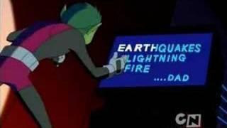 Beast Boy sings translated Karaoke