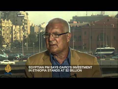 Al Jazeera - Inside Story - The Nile: Water, water everywhere...?