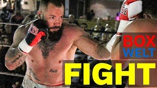 Patrick Korte vs Davit Gorgiladze - 6 rounds Heavyweight - 05.08.2017 - Essen