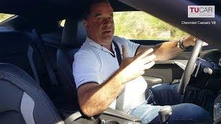 Miroslav Etzler - představení Chevroletu Camaro