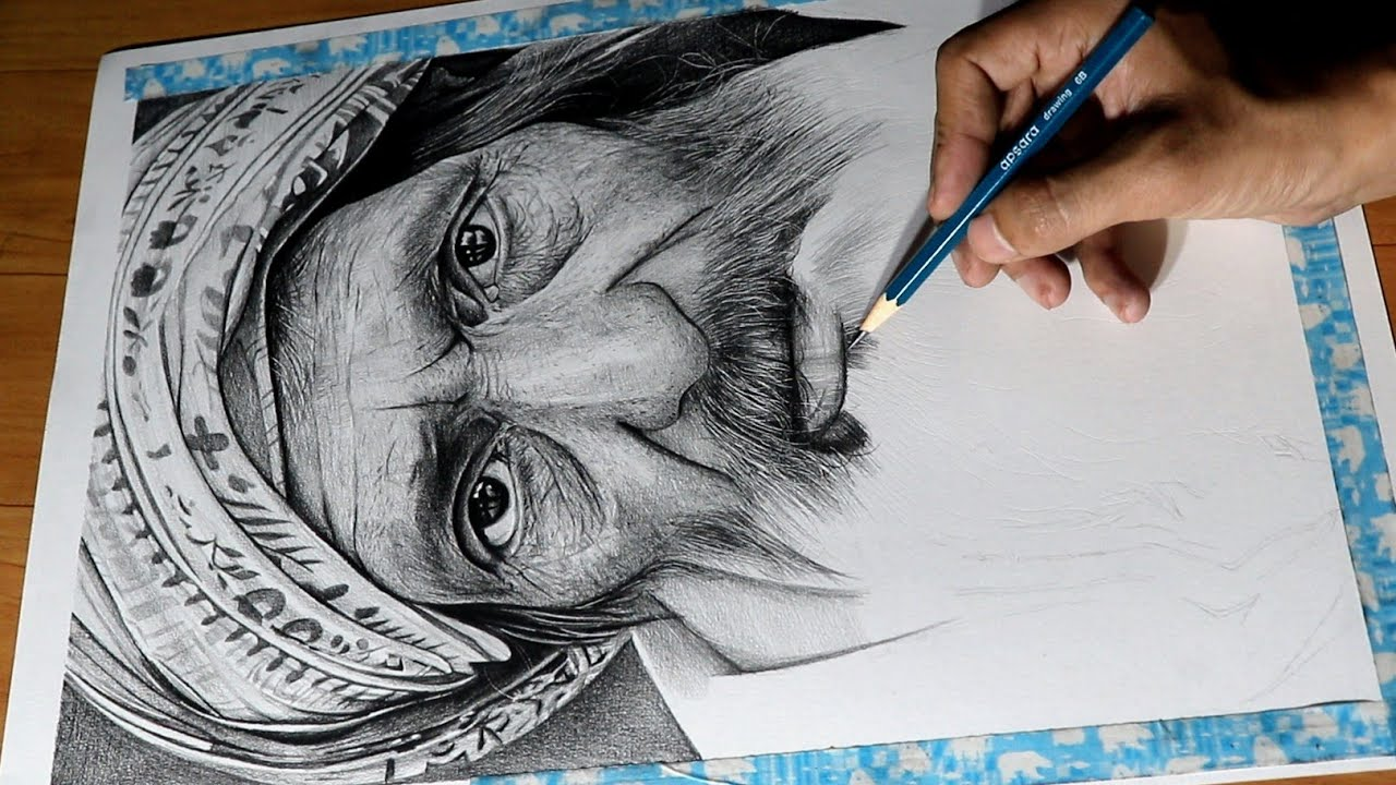 Drawing with Apsara Pencil ? 😍 - YouTube