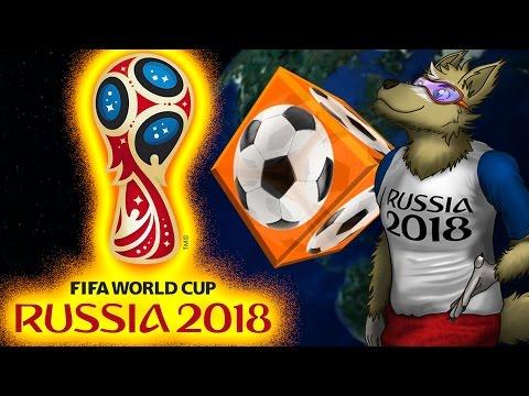 Mundial de Futbol Rusia 2018 Song Cancion Video - Albeniz Quintana (2018 FIFA World Cup Russia Song)