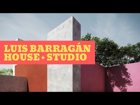 Luis Barragán House and Studio | Mexico City