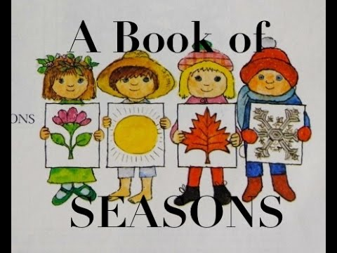 A Book of Seasons: A Children's Book