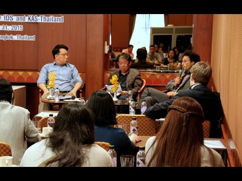 "Panel Discussion: ""Social Market Economy for Thailand"" : Question & Answer"