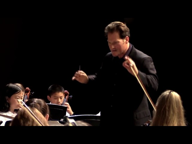 09 Holmes Intermediate Orchestra – Can Can from Orpheus – Offenbach