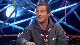 Bear Grylls The Justin Lee Collins Show