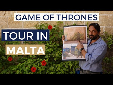 GAME OF THRONES Malta Film Set Locations - Tour Review Tips and Advice