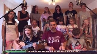 Obóz muzyczny - Grupa 3 (classroom instruments medley) BEMOL 2018