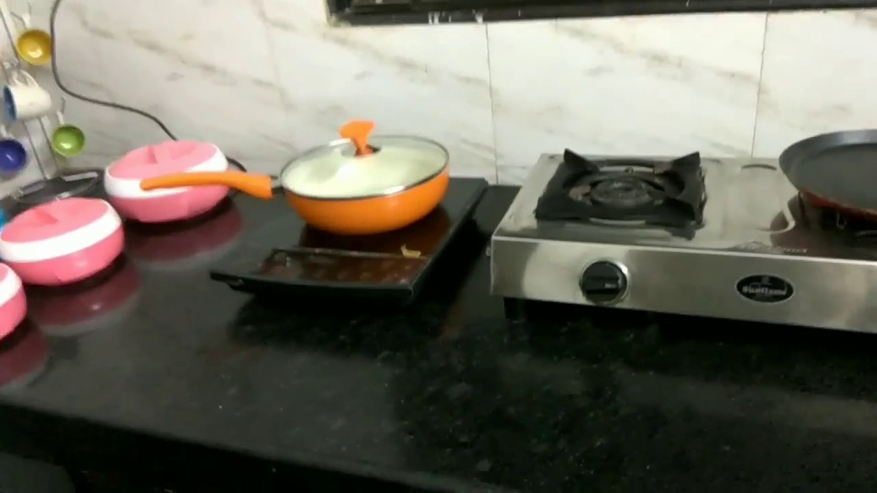 Indian Small Kitchen Tour Indian Kitchen Organization Kitchen
