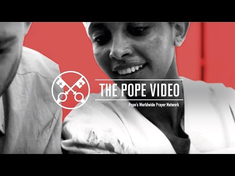 Doctors and humanitarian in War - Torn Areas – The Pope Video 4 – April 2019