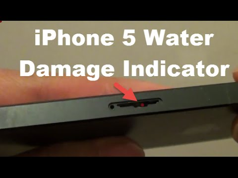 iphone water damage indicator iphone 5 how to check for water damage indicator 1968
