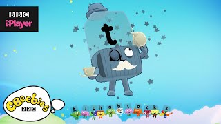 """Learn letter """"t"""" with the Alphablocks Magic Words 
