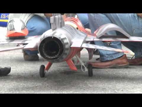 (New) Kingtech K-140 Jet Turbines TEST