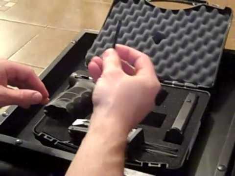Unboxing H&K P30