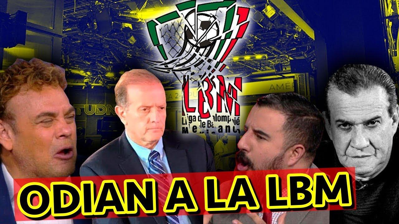 6 Comentaristas QUE ODIAN A La Liga Del Balompié Mexicano