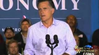 Romney: Obama