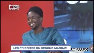 Suivez en direct Jakaarlo avec Pape Aboulaye Der, Fou Malade, Pape Djibril Fall, Bou et Charles Faye