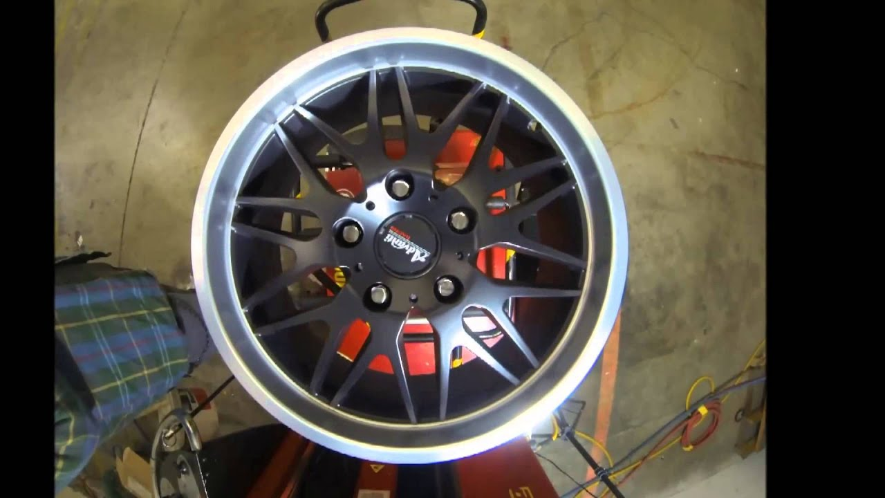 advanti racing wheels kudos black machined youtube. Black Bedroom Furniture Sets. Home Design Ideas