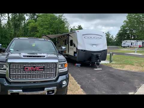 Yellowstone Holiday RV Campground & Marina West Yellowstone MT from YouTube · Duration:  1 minutes 1 seconds