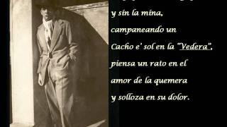 EL CIRUJA - Carlos Gardel. Tango Lunfardo.
