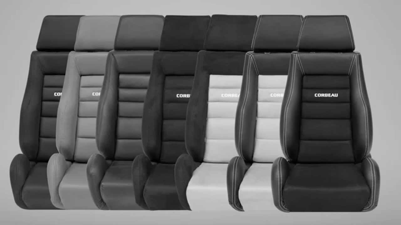 Mustang Corbeau Gts Ii Sport Seats Free Shipping 79
